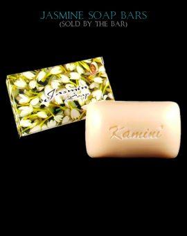 Jasmine Incense Fragrance Natural Soap Bars, Kamini