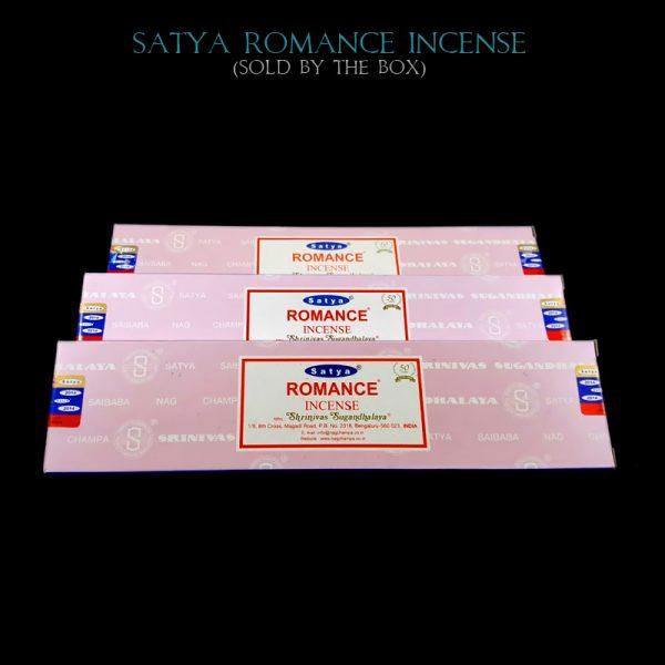 Romance Incense Sticks, Satya Nag Champa, India, Saibaba