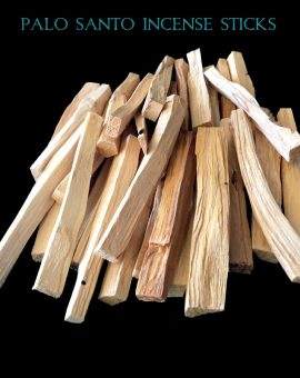 palo santo incense smudge sticks